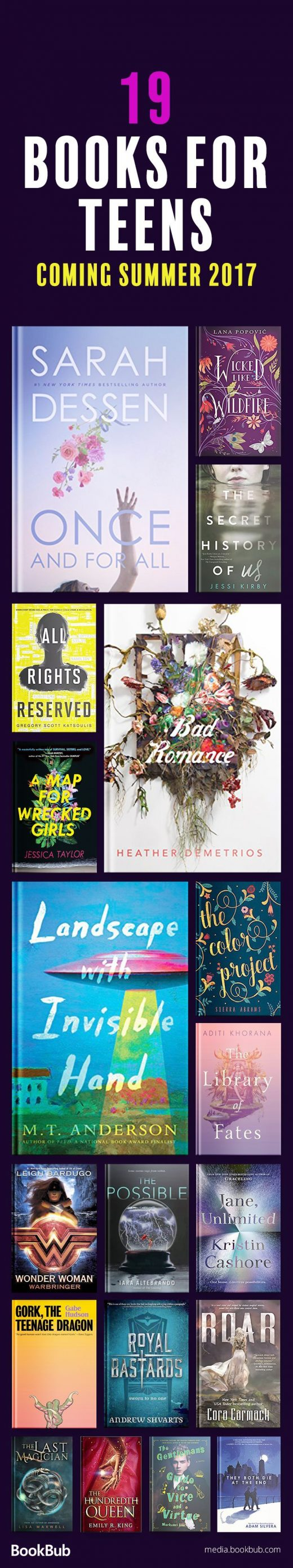19 Teen Books for Adults You Might've Missed This Summer