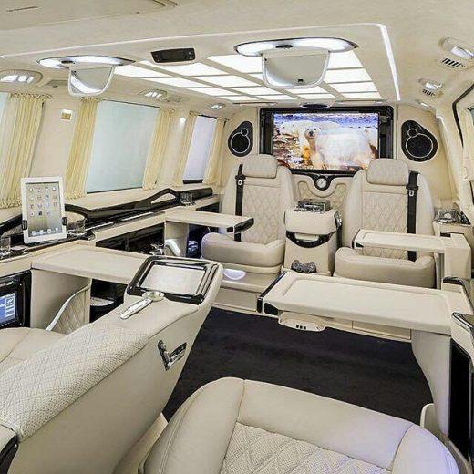 25 Luxury Executive Van Conversion
