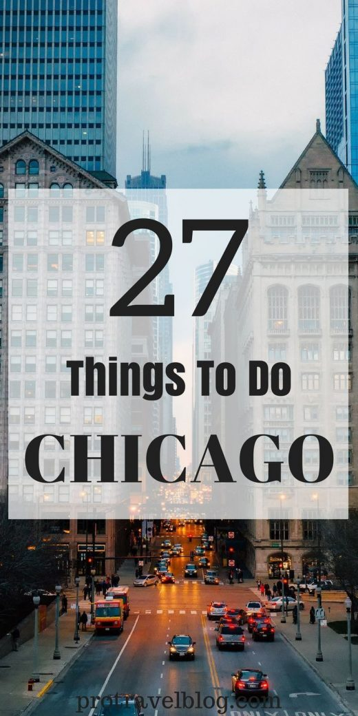 27 Fun Things To Do In Chicago Today (Free Chicago Things To Do)