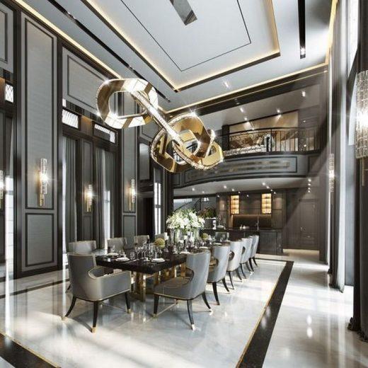 27 luxury Interior Design living Room