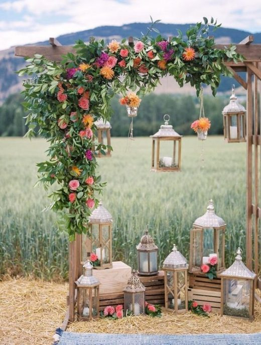 42 Outdoor Fall Wedding Ideas for Your Wedding