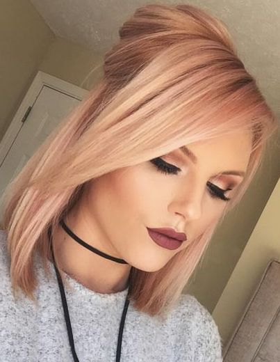 5 Reasons Why Blorange Hair Is the New Rose Gold