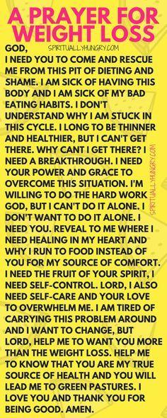 A Fat Decline Prayer