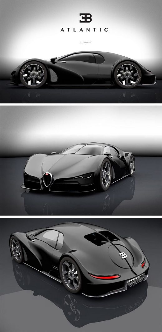 Bizarre and elusive, the late 1930s Bugatti Type 57SC Atlantic is largely consid…