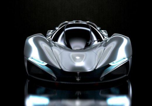 Futuristic Concept Supercars