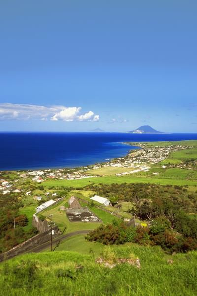 How Do I Get From St. Kitts to Nevis?