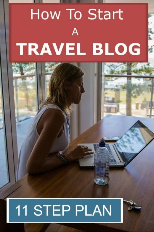 How to Start a Travel Blog in 11 Steps (and make money)