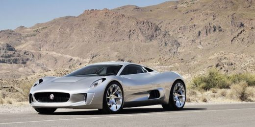 Ian Callum Wants to Make an Electric Jaguar Supercar With Mid-Engine Proportions