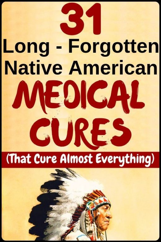 Native american medical cures that cure almost every health disease – health and…