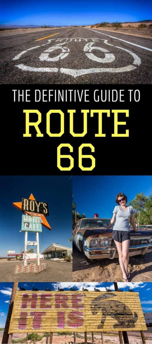 Ultimate Route 66 Road Trip Planning Guide