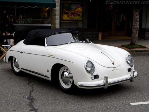 1956 Porsche 356A/1600 Speedster Gallery