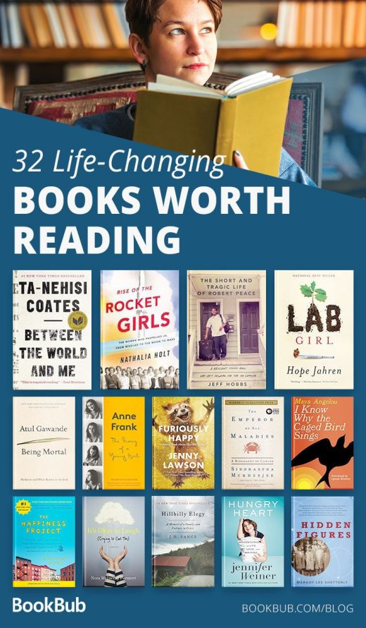 32 Nonfiction Books That Will Change Your Life