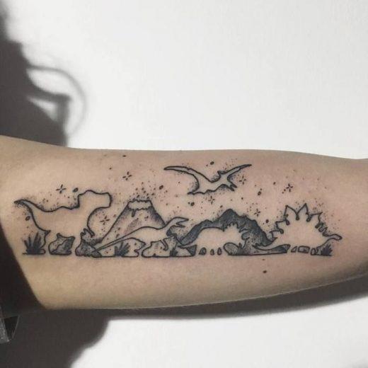 33 Best Dinosaur Tattoo Designs And Ideas