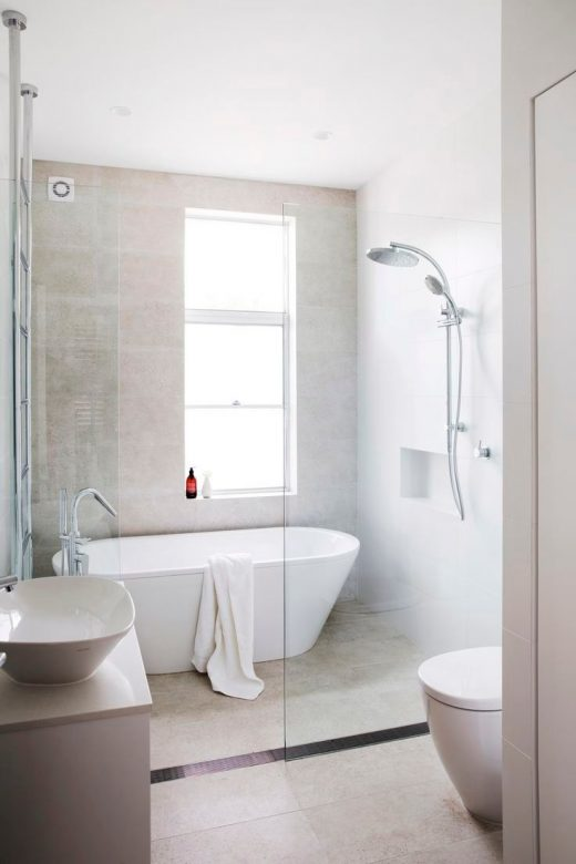 58 luxury small bathroom remodel ideas on a budget 23