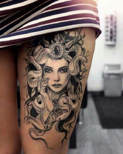 60 Medusa Tattoo Styles