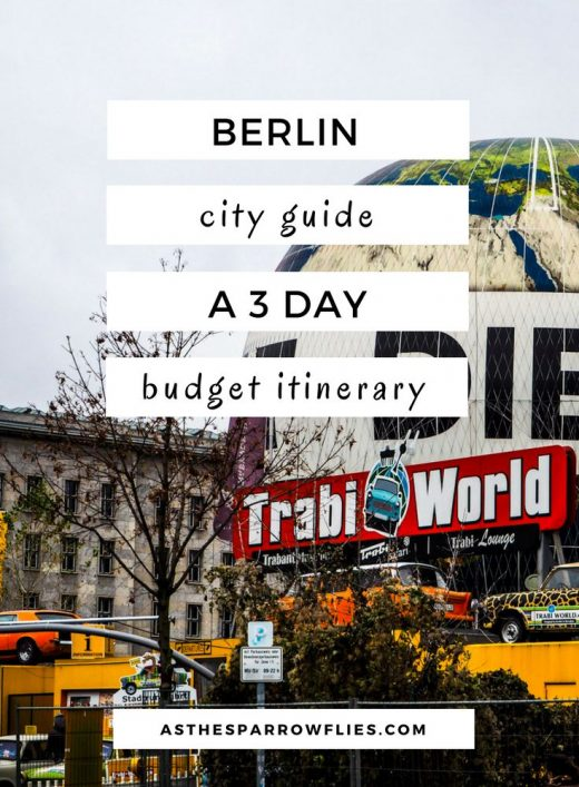 Berlin City Guide – Where History Meets Culture