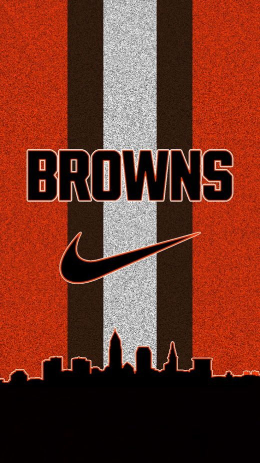 Cleveland Browns HD Wallpaper on Behance