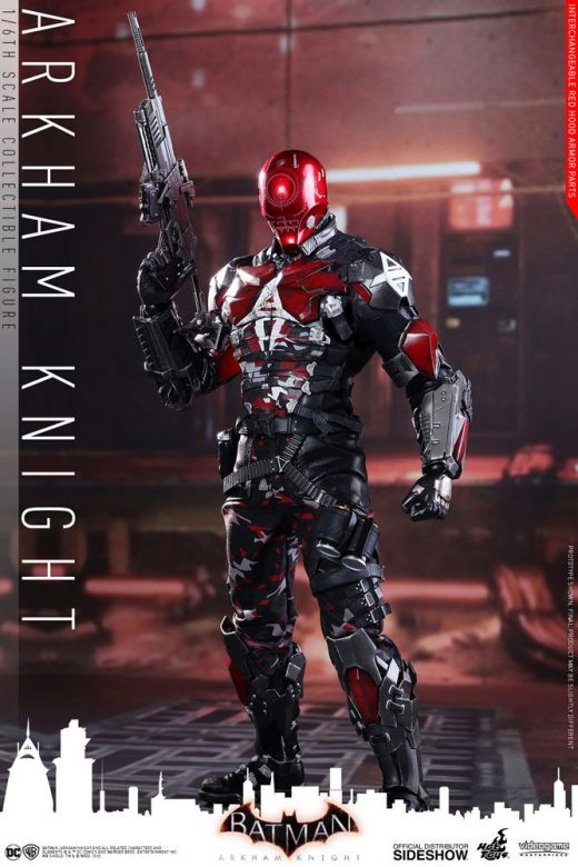 DC Comics Arkham Knight Sixth Scale Figure by Hot Toys | Sideshow Collectibles