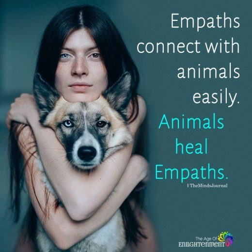 Empaths Connect With Animals Easily