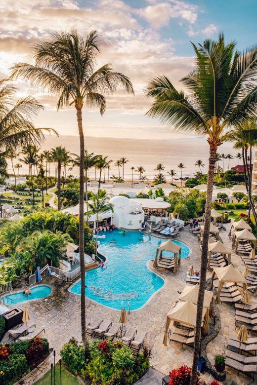 Fairmont Kea Lani Resort in Maui