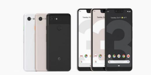 Google announces successor to Pixel 2, the new Pixel 3 smartphone