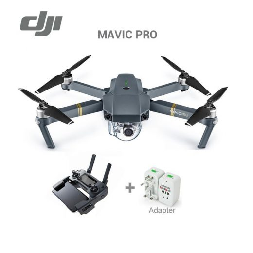 In stock 2017 original DJI Mavic pro drone with 4K video 1080p camera rc helicopter Freeshipping