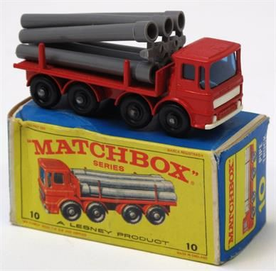 Lot 122 – Matchbox Lesney 1:75 Regular – Vintage and Collectible Toys 02 Apr…
