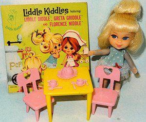 Original 24 Liddle Kiddles