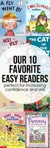 Our Favorite Easy Readers – Intentional Homeschooling