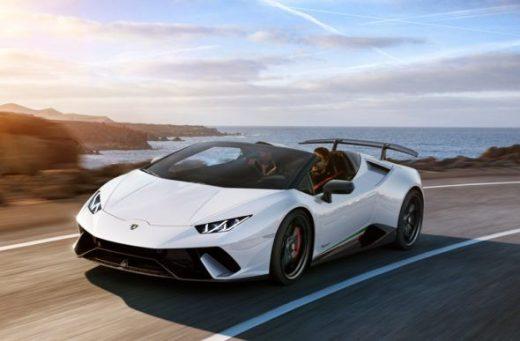 Supercars : l'actualité des voitures de sport et des voitures de luxe.