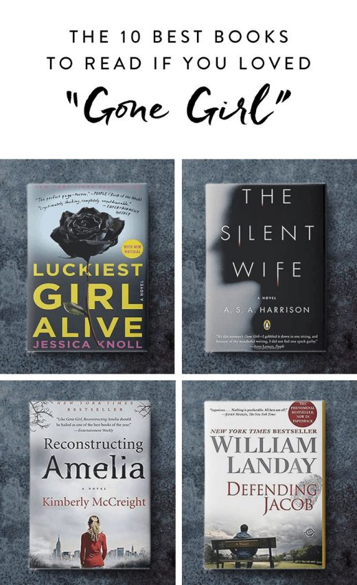 "The 10 Best Books to Read If You Loved ""Gone Girl"""