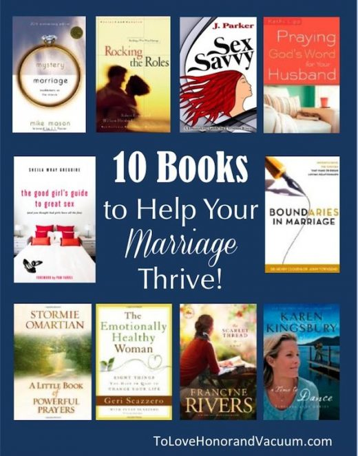 Top 10 Books to Read in 2014 to Boost Your Marriage