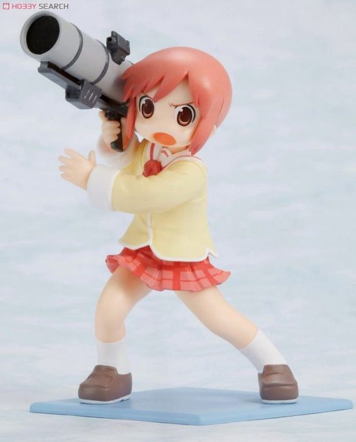 Toys Works Collection 4.5 Nichijou 8 pieces (PVC Figure) Item picture 16