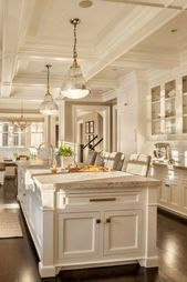 ✔56 dream kitchens ideas that will leave you breathless 9 #kitchendesignideas #modernkitchen » froggypic.com