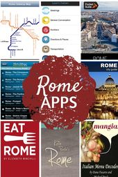 10 Rome Apps To Download Before you Go