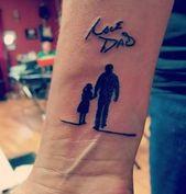 110+ besten Memorial Tattoos Designs & Ideen – Tattoo Motive