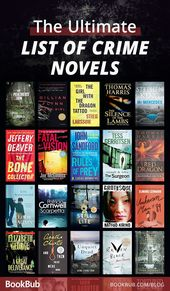 The Top 100 Crime Novels of All Time