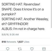 17 Funny Tweets From The World Of Harry Potter