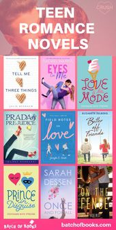 17 Swoon-Worthy YA Romance Books for Teens