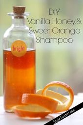20 Organic DIY Shampoo For Healthy Hair Growth – Pretty Rad Lists