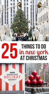 25 Things to Do In New York City at Christmas – So Festive!
