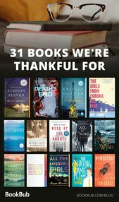 31 Books We're Thankful for This Year