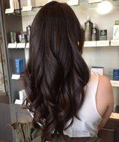 46 Scrumptious Vibrant Hues For Chocolate Brown Hair