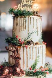 50 Stunning Winter Wedding Ideas
