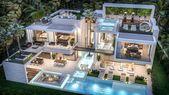 Architecture & construction Luxury villa in Dubai | Builders, construction & arc…