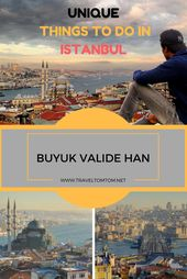 Buyuk Valide Han Istanbul (+How To Get There)