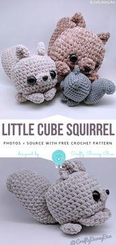 Crochet Forest Animals Free Patterns
