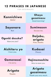 Essential Japanese Phrases for Travel – Wanderlust Chronicles Travel Blog