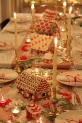For The Love Of Gingerbread – Ideas & Inspiration