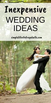 Have your Dream Wedding on a Budget – Simple Life of a Frugal Wife